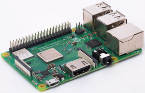SoC combo boosts Raspberry Pi 3 Model B+ performance