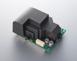 Air quality sensor detects microscopic pollutants