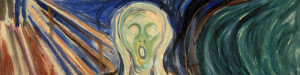 The Scream by E. Munch