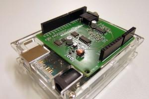 SDR shield for Arduino
