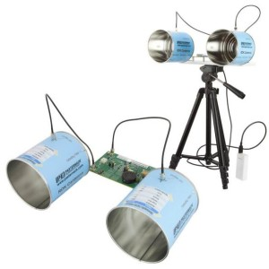 CQ CQ 2.4 GHz with Pasternack educational kits