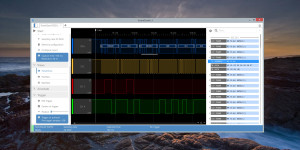 ScanaStudio V3 is not only more stable, it facilitates many ways of digging into captured signals, via raw data view, HEX view, and packet view.