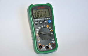 Review: Mastech multimeter MS8238H with Bluetooth module