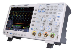 Review: OWON XDS3064E 4-channel Oscilloscope with Touch Screen