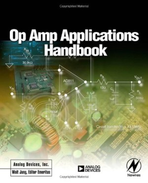 The complete opamp reference book available now in the Elektor Store
