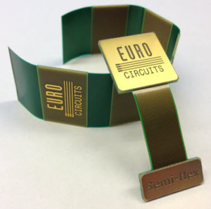 Review: Eurocircuits' SEMI-FLEX pool for semi-flexible PCBs