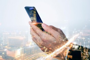 Mobile phone data reveals travel patterns in cities