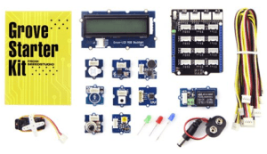 Review: Grove starter kit for Arduino