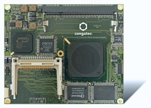 The conga-ELX, conga-ELXeco and conga-XLX modules launched in 2005 and 2007 with AMD Geode™ LX 800 500 MHz processors, will now be supported at least until the end of 2019.