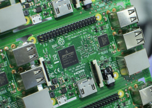 The Raspberry Pi 3 is here!