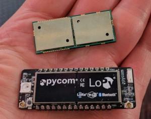 Wireless IoT modules from Pycom | Elektor Magazine