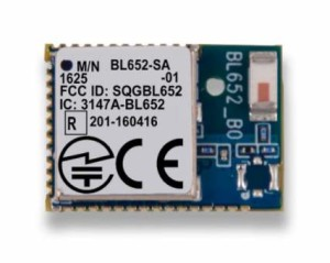 New Bluetooth module programmable in BASIC is BT5 ready and supports NFC
