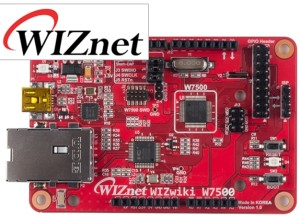 Review - WIZnet WIZwiki-W7500