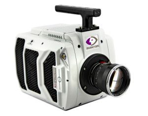 Super speedy video camera