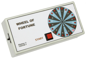 Post Project 38: The Wheel of Fortune