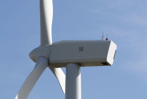 Wind turbine nacelle