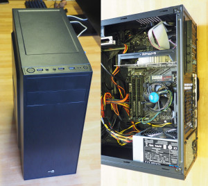 Free Fresh Article: Homebrew PC for the Electronics Lab