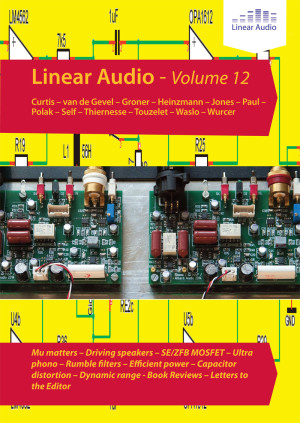 Now in our Store: Linear Audio volume 12