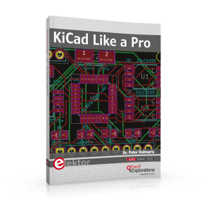 Book review: KiCad Like a Pro