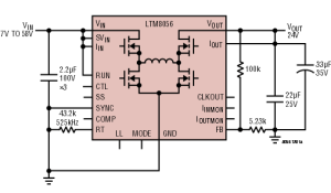 High Voltage Buck-Boost Regulator