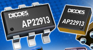 The AP22913 Load Switch (image: Diodes Incorporated).