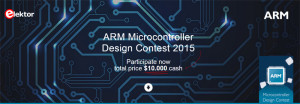 ARM Microcontroller Design Contest – Last Chance to Enter!