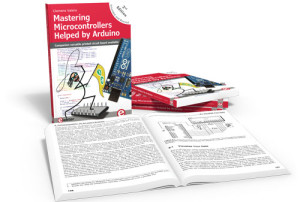 Mastering Microcontrollers book – extra chapter and support PCB