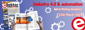 """Elektor Business Edition """"Industry 4.0 and Automation"""""""