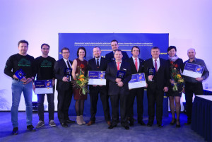 Five Zlatý Amper winners announced at AMPER trade fair