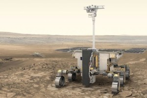 Wanted: inspiring name for ExoMars rover