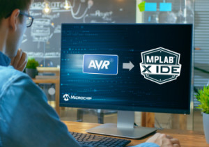 AVR® microcontrollers now beta supported in MPLAB® X