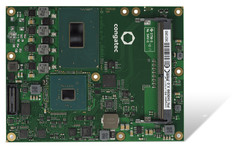 New congatec COM Express Computer-on-Module with 3 GHz Intel® Core™ i3 processor