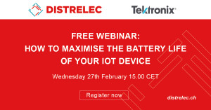 Introducing Distrelec's first free webinar series