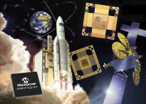 Space applications scaled with COTS-to-radiation-tolerant and radiation-hardened Arm® Core MCUs