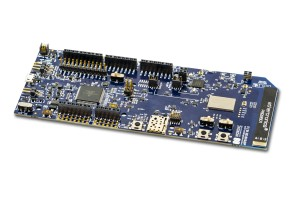 Cost-effective nRF9160 Development Kit from Nordic available at Rutronik