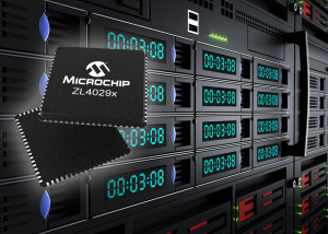 Microchip introduces first clock buffers to meet DB2000Q/QL standards plus PCIe Gen 4 and Gen 5 low jitter specifications