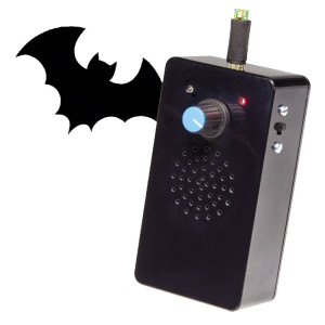 Cool Summer Free Article: Bat Detector-PLUS