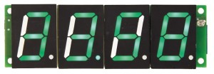 Free Article of the Week! RGB Digit Clock