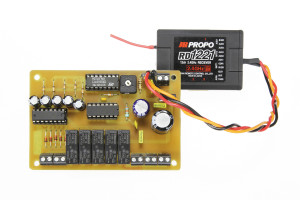 Free Article of the Week! Radio Controlled Multi-Switch
