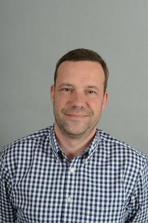 Steve Herd, new CEO Distrelec