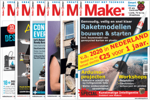 Elektor Announces the Dutch Make: Magazine at the 2019 Eindhoven Maker Faire