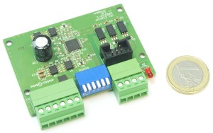 TMC2160 Motor Driver Board  -- silence and power in one