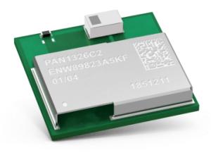 Rutronik presents Panasonic's compact Bluetooth Dual-Mode HCI Module