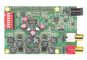 Free Back Article: Audio DAC for Raspberry Pi