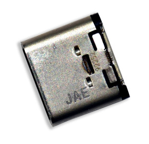 Available at Rutronik: USB Type-CTM compatible I/O Connectors from JAE