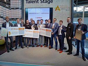 productronica Fast Forward Award for Start-ups: The Winners!