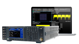 The PathWave Test 2020 software suite supports more efficient test flows including shared data and analysis for making faster, more informed decisions.