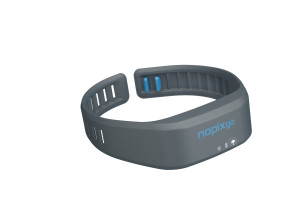 The mosquito protection wristband nopixgo (source: NopixGlobal).