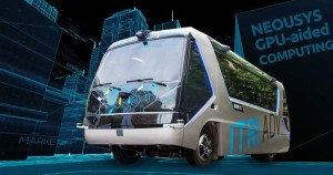The First Domestically Manufactured Autonomous Bus in Taiwan