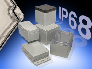 Hammond adds 36 additional configurations to its IP68 1554 and 1555 Industry 4.0 families